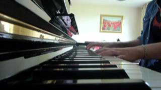 Chantal Claret - Bite Your Tongue (Piano Improv.)