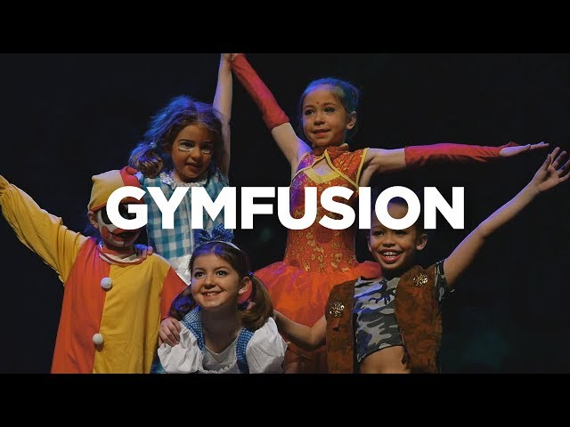 GymFusion - Display Gymnastics