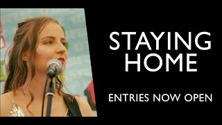 STAYING HOME - watch the video