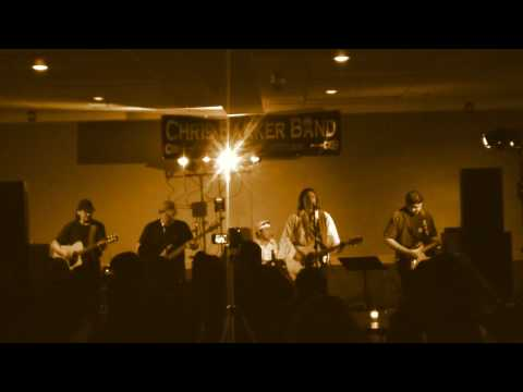 "CHRIS BARKER BAND ""SIX STRING HIGHWAY"""