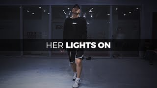 HER - Lights On(choreography_jinu)