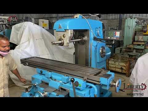 TOS FA 4U Universal Milling Machine