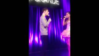 Ariana Grande and Nathan Sykes 'Almost is never enough' 7/1