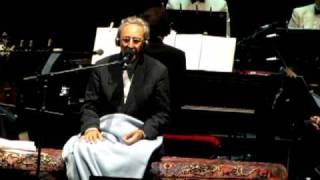 """FRANCO BATTIATO- """"Un'altra vita"""" live al Catello di Fenis il 26 luglio 2010"""