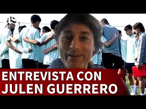 ENTREVISTA JULEN GUERRERO | Athletic, REAL MADRID, SU HIJO, Sub-17, el fenómeno fan | Diario AS