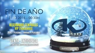 Teatro Kapital Ano Nuevo 2016