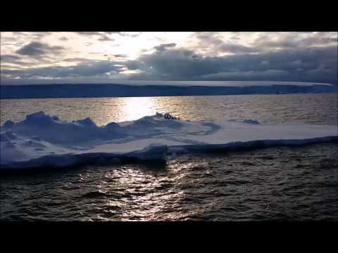 Антарктика на борту р/с