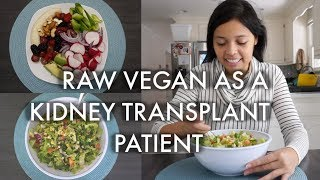RAW VEGAN FOR A WEEK!! DAY 1
