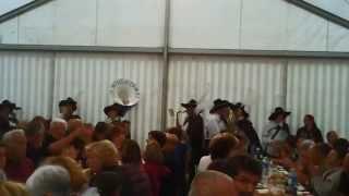 preview picture of video 'Los Mosquetaires - Le temps des fleurs'