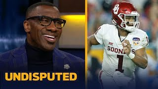Should Jon Gruden draft Kyler Murray? Skip and Shannon weigh in | NFL | UNDISPUTED