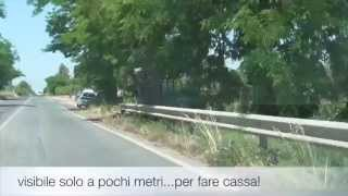 preview picture of video 'autovelox Gallicano nel lazio'