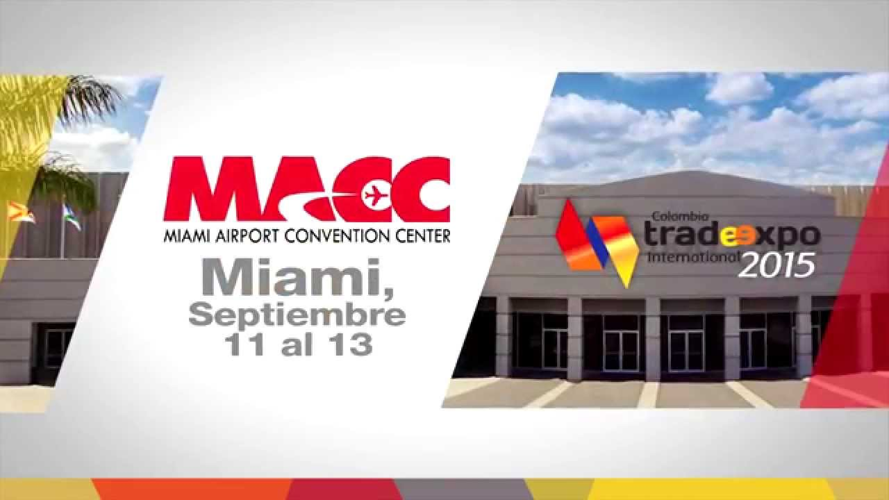 Invitación a Colombia Trade Expo 2015