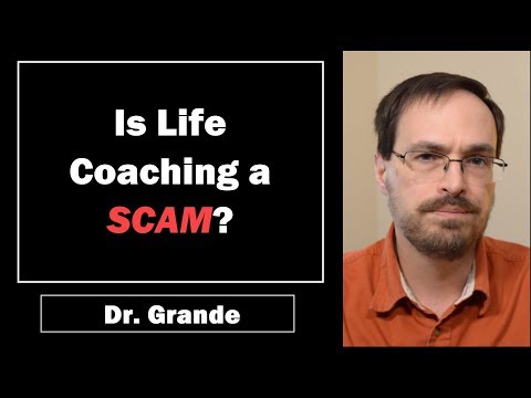 Is Life Coaching a Scam? - YouTube