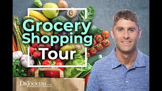 Dr Jockers Grocery Shopping Tour