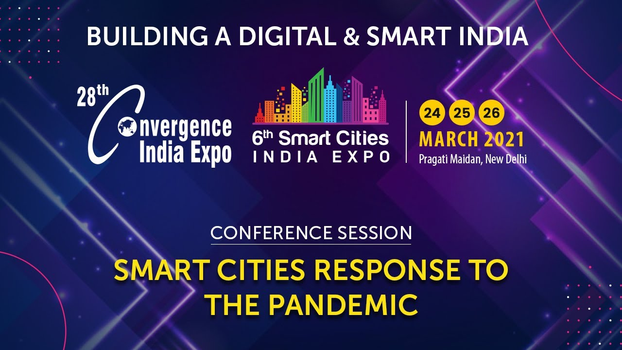 Conference Session on Smart Cities Response to the Pandemic