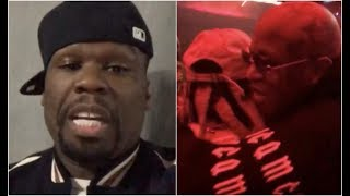 Gambar cover 50 Cent Reacts To Birdman Hugging Lil Wayne and Ending Cash Money Beef