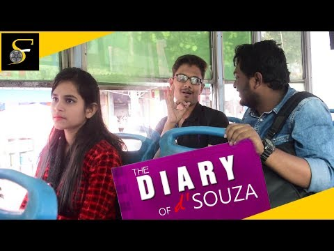 A day in two reunited friends life brings an abrupt twist  - Diary of D'Souza - Hindi Short Film