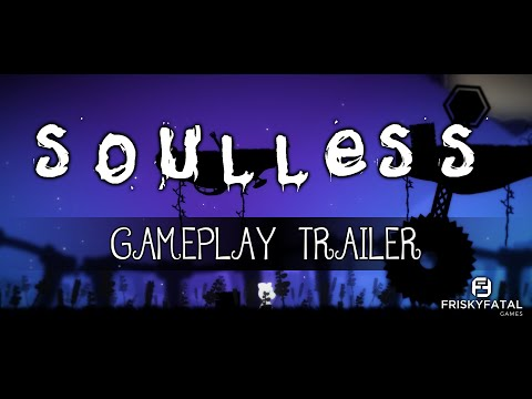 Soulless: Ray of Hope - Gameplay Trailer thumbnail