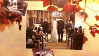 preview picture of video 'Wedding Photography from Jo & Dan's Banbury Wedding'
