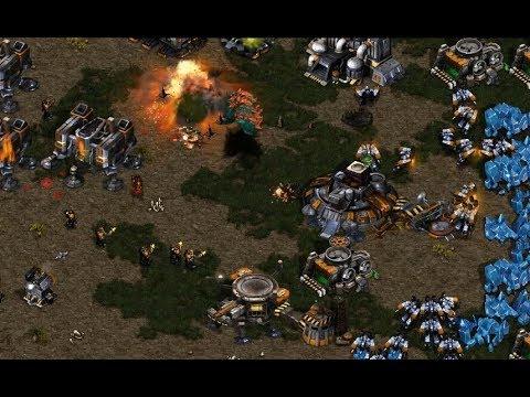 Beast (Z) v Hiya (T) on Fighting Spirit - StarCraft - Brood War REMASTERED