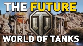The Future of World of Tanks