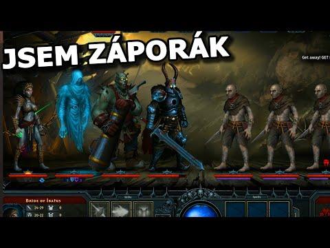 Darkest Dungeon ale za ty zlé! Zabíj nepřítele a poskládej z něj Zombíka! - Iratus #1