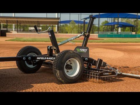 Infield Rascal Pro – Infield Groomer By ABI Sports Turf