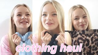 Where I Get My Clothes! | Summer 2020 Clothing Haul | Pressley Hosbach