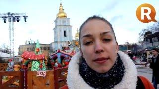 Пожелания украинцев на Новый год 2016