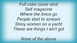 Bears - None Of The Above Lyrics_1