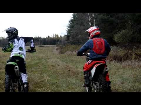 Motocross Bike Vs. Trail Bike