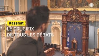 Le crucifix de tous les débats