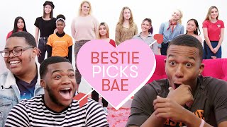I Let My Bros Pick My Girlfriend: Chris | Bestie Picks Bae | Seventeen
