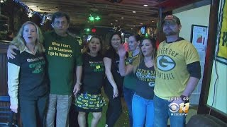 Packers Fans Invade North Texas