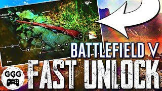 How To Unlock NEW ROSS RIFLE MK III FAST - BF5 New Sniper (Battlefield 5)