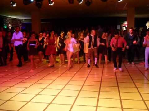 Animación Jordi y Yoana @ 1º Jornadas Gipuzkoa Baila Latino Discoteca Miramar