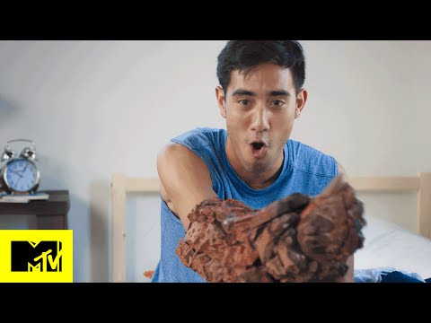 Fantastic Four (2015) | Zach King's Fantastic Delivery Kit | MTV