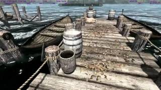 Skyrim Master Chef% speedrun 4:55 world record