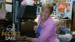 Grandmommy And The Kids Visit A Tattoo Parlor L For Peete's Sake L Oprah Winfrey Network
