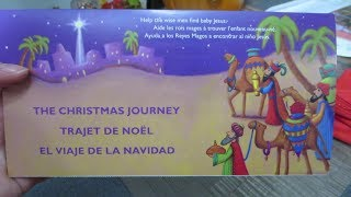 World Vision Christmas Card for Yorgelys - Sponsor Child Update Ep. 26
