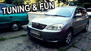 Toyota Corolla T Sport [Tuning & Fun]