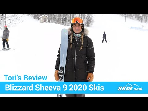 Video: Blizzard Sheeva 9 Skis 2020 21 50
