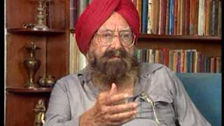 Khushwant Singh, English Writer, India
