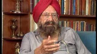Khushwant Singh, English Writer, India