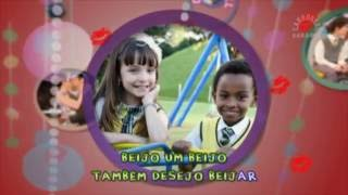 Beijo, Beijinho, Beijão - Larissa Manoela - Carrossel Karaokê - Novela Carrossel