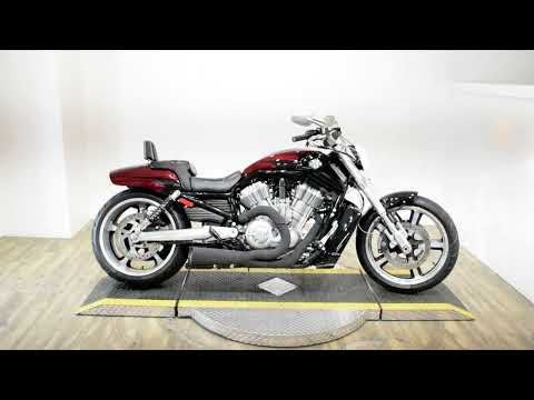 2015 Harley-Davidson V-Rod Muscle® in Wauconda, Illinois - Video 1