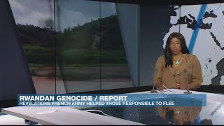 Turning a blind eye. Documents suggests France allowed Rwandan genocide suspects to flee.