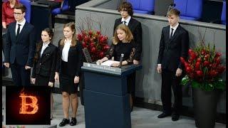 Школьники в Бундестаге. Что это было? (разбор и мнение)
