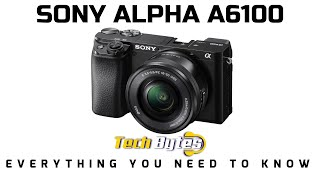 Sony Alpha A6100 Review | Techbytes