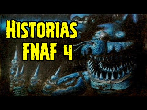 Posibles Historias Para El Five Nights At Freddy's 4 Según El Trailer | FNAF 4